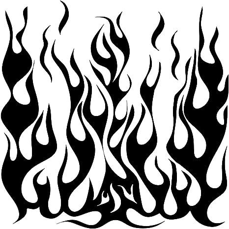 Anleitung Flamme