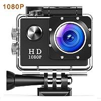 NANISH Action Camera Underwater Cam WiFi 1080P Full HD Deals