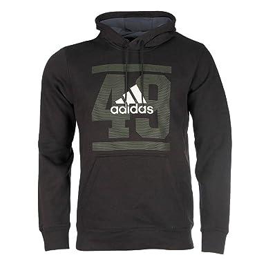 Adidas M CO GRAPH HOOD- Sudadera algodón para hombre 48358 (S)