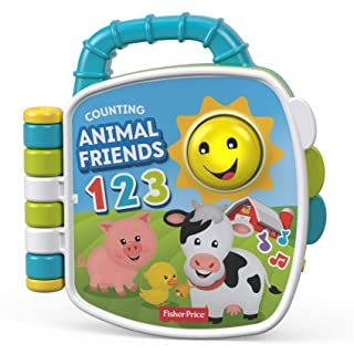 Fisher-Price Laugh & Learn Counting Animal Friends,Multicolor