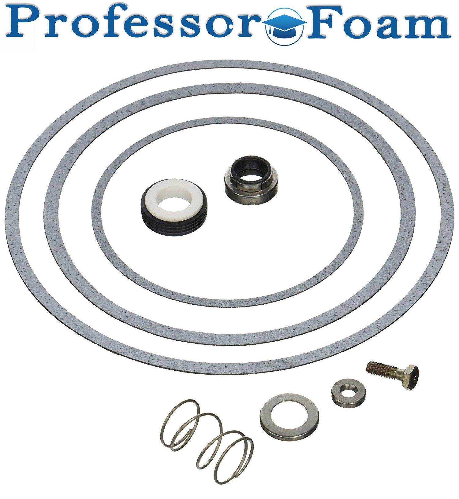 Professor Foam replacement kit for Taco 1600 Series 1600-868CRP (.625'') by Professor Foam