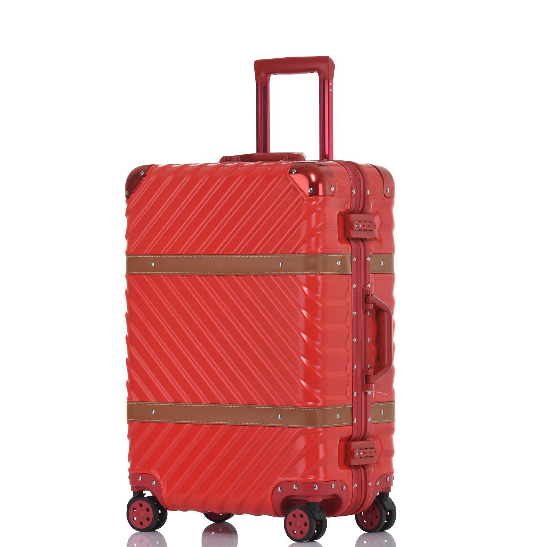 Sindermore Polycarbonate VS Aluminum Alloy Frame Luggage