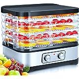 Máquina deshidratadora de alimentos, secador de alimentos, deshidratador para carne de vacuno, frutas, verduras, control…