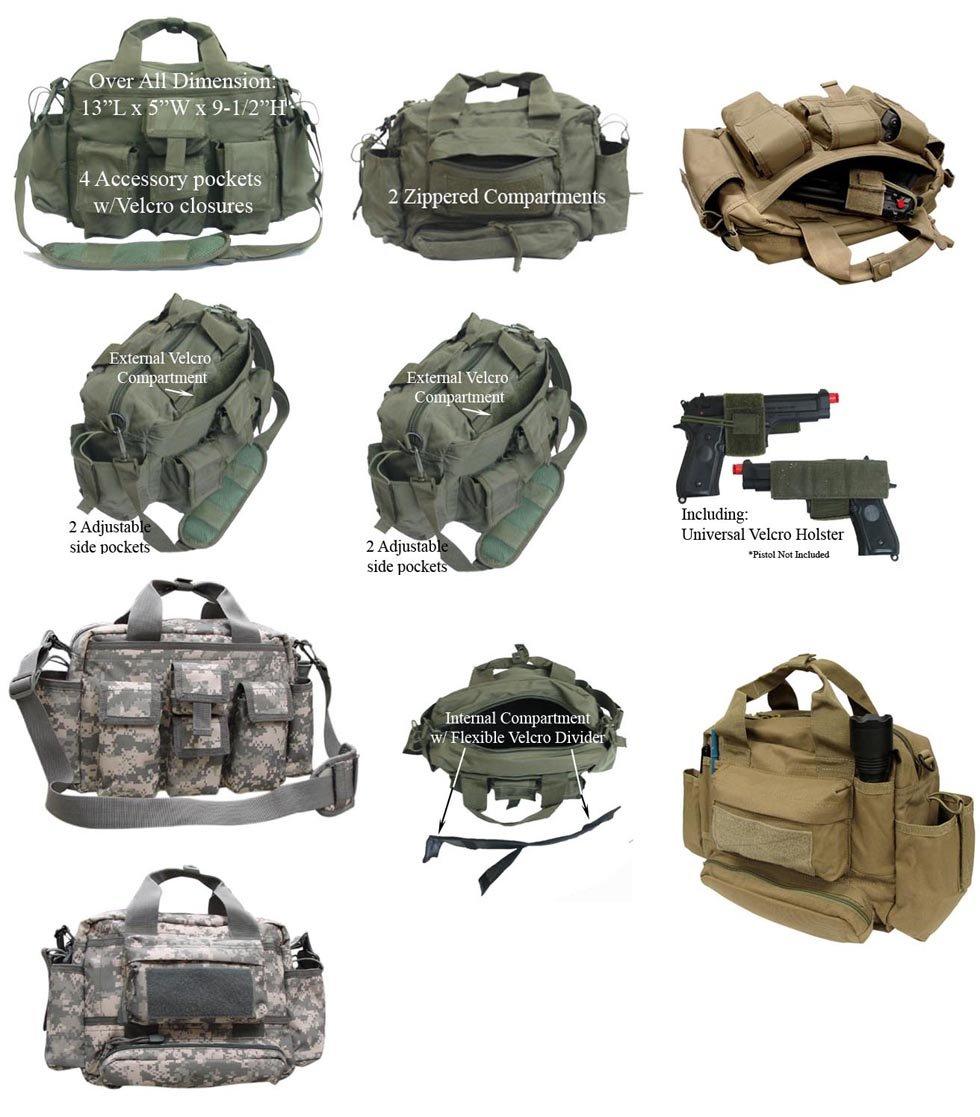 Tactical Utility RESPONSE SHOULDER HAND BAG (ACU)