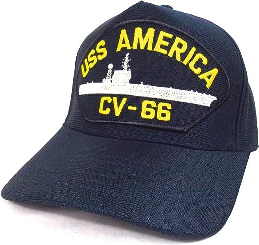 Gorra Naval Marina Militar Navy Americana Puerta avión USS America ...