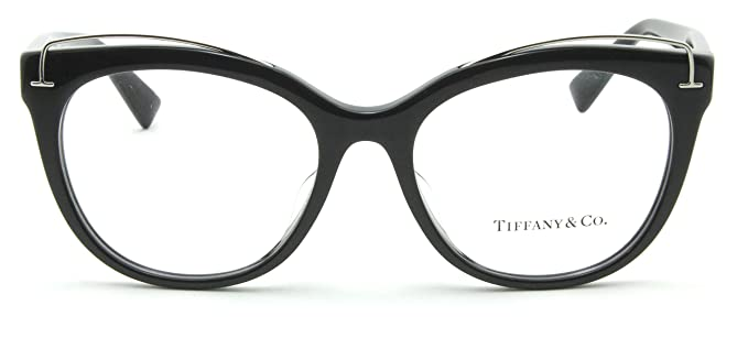 1da35fb9d54f Image Unavailable. Image not available for. Color  Tiffany   Co. TF 2166  Women Cat-Eye Eyeglasses ...