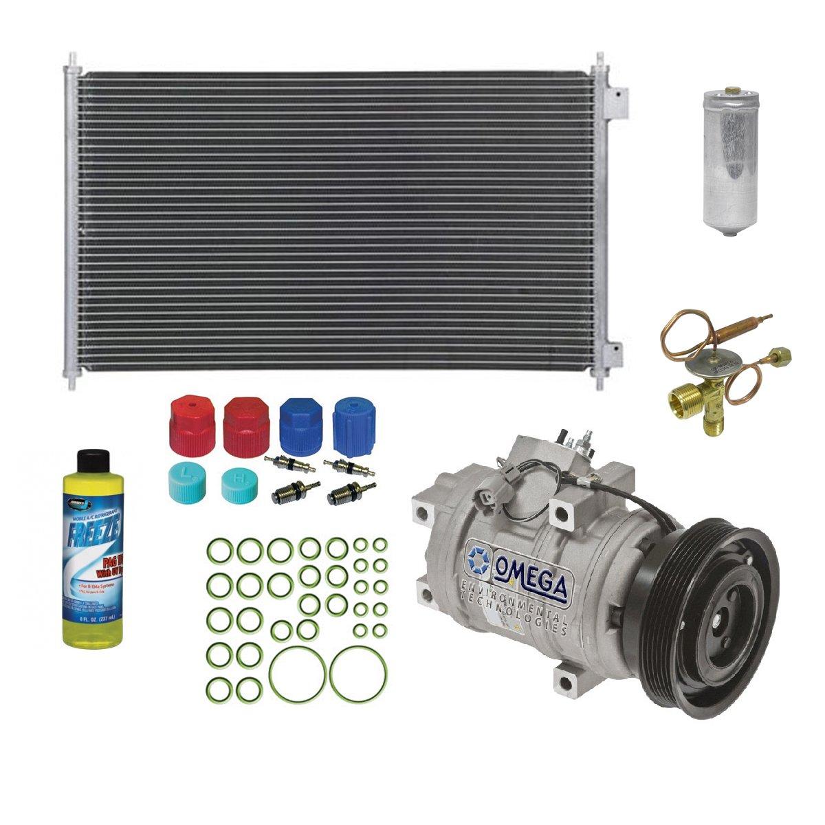 New AC A C Compressor Kit Fits 2001