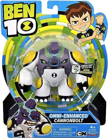 Ben 10 Omni-Enhanced Cannonbolt Action Figure Playmates Toys 76121