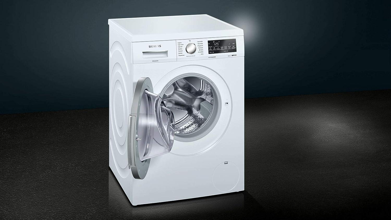 Siemens iQ500 WU14Q490 Independiente Carga frontal 8kg ...