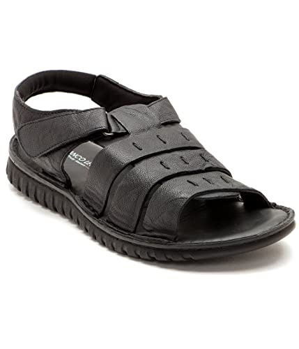 on feet at cozy fresh differently Franco Leone Men's Sandals: Buy Online at Low Prices in ...