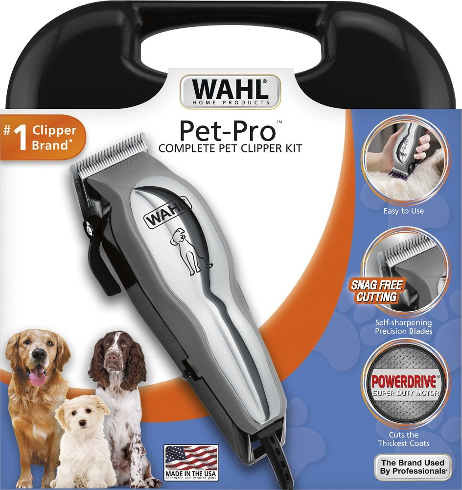 Pet Grooming Clippers Amazon Wahl Clipper Pet Pro Pet