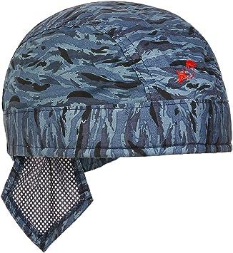 Welding Welder Protective Hat Cap Scarf Welders Flame Retardant Cotton Helmet
