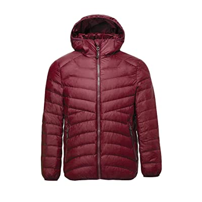 Off Season Sale! Women's Ultralight Down Jacket with Hood Unisex Style: Clothing