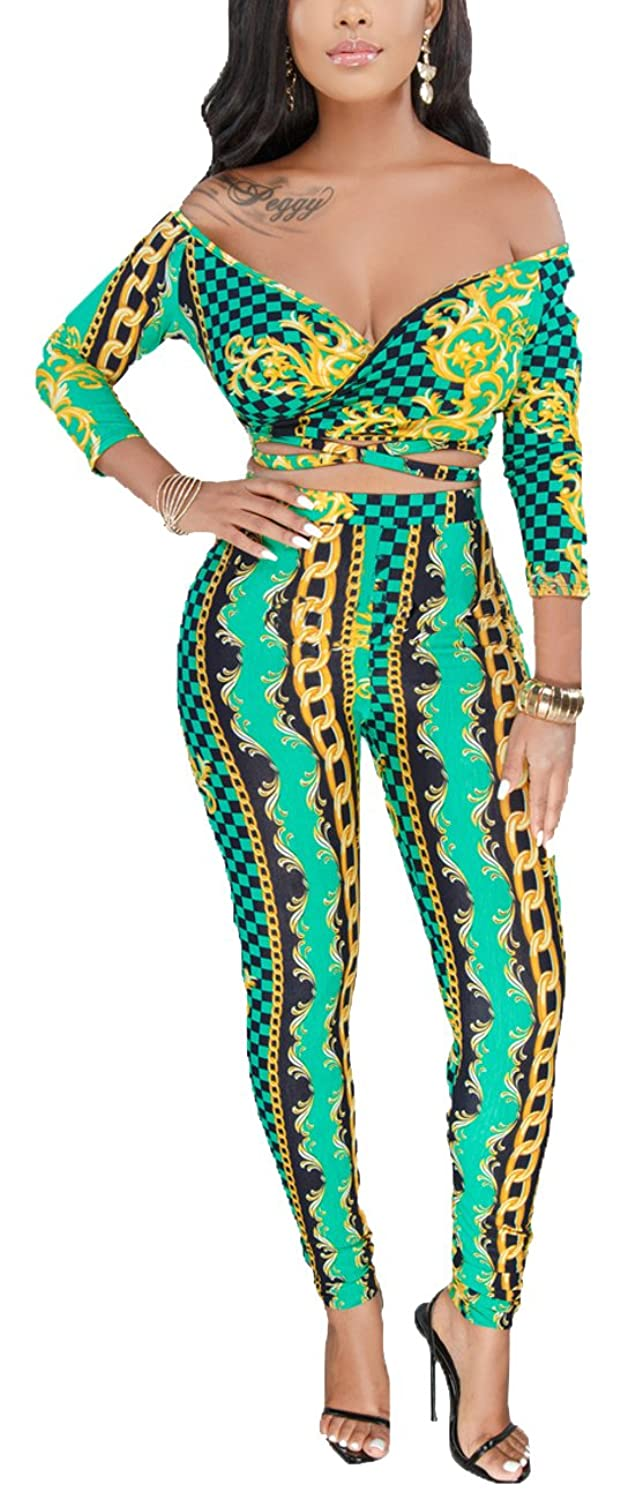 8ef683a0 Curvy and body hugging 2 piece outfits.Snake printing design makes you  special in a disco party.Pls choose 1 size down. Feature:Crop top with  zipper ...