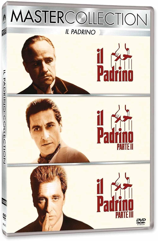 COFANETTO IL PADRINO LA TRILOGIA: Amazon.de: DVD & Blu-ray
