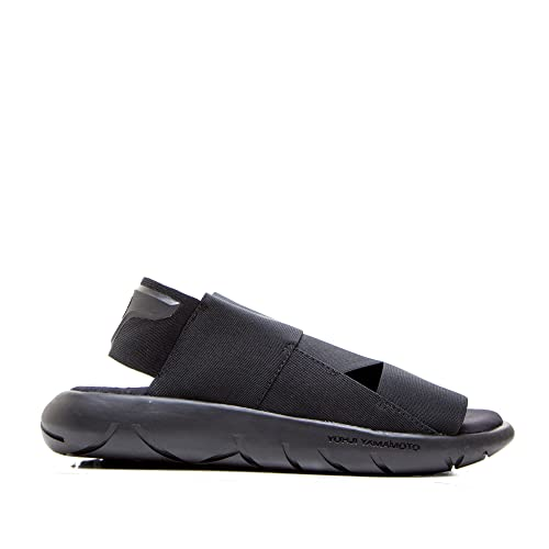 b557c88300885 Adidas Men s Y-3 Qasa Sandal Black AQ5584 (Size  11)  Amazon.ca ...