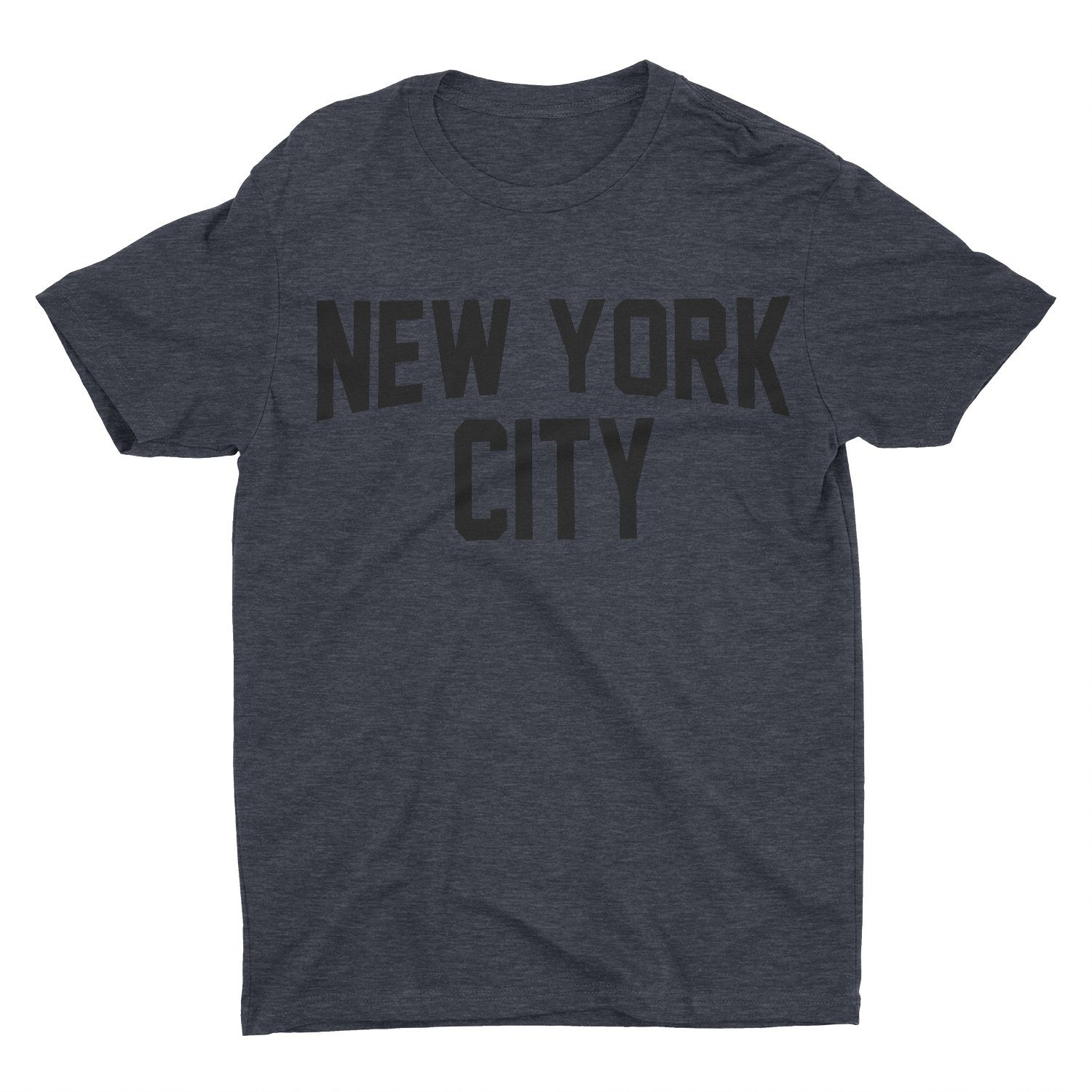 Amazon Nyc Factory New York City T Shirt Screen Printed Dark