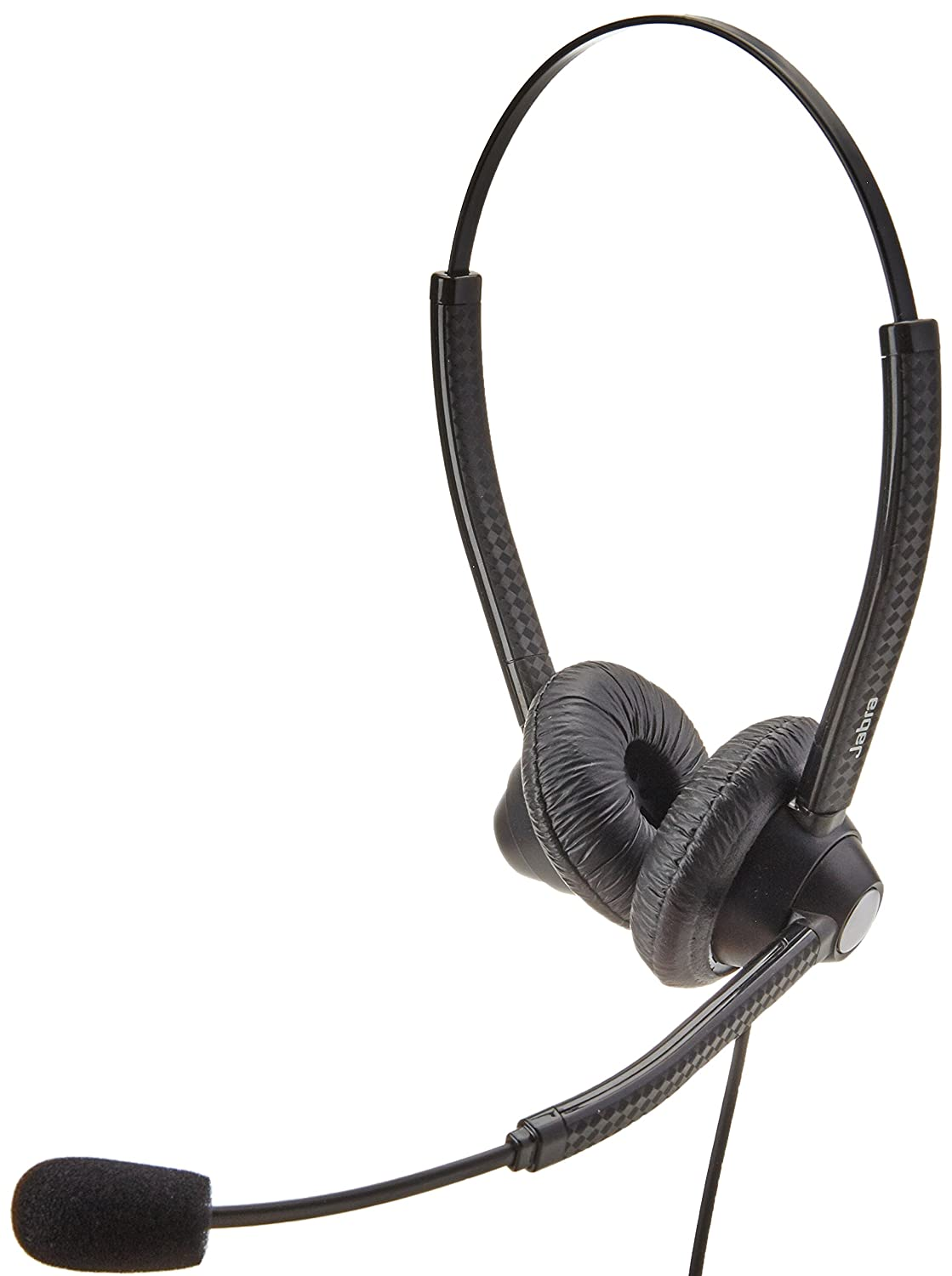 Amazon.com: Jabra Biz 1900 Duo Corded Headset for Deskphone and