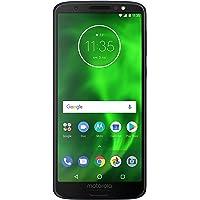 "Moto G6 5.7"" 64GB Unlocked GSM & CDMA Android Smartphone"