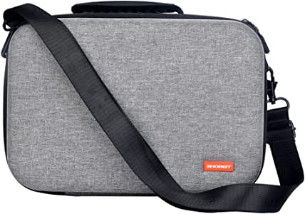 Soyan Travel and Storage Case for Oculus Quest 2 or Quest (Gray)