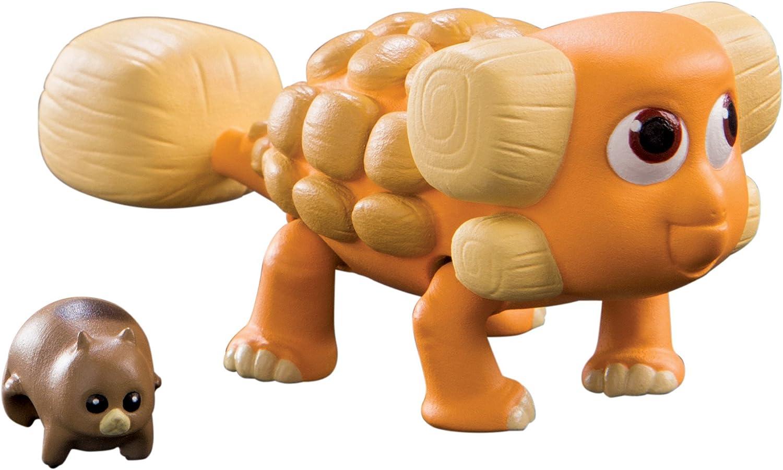 TOMY L62006 - Disney Pixar Arlo y Comer, Vivian, carácter, marrón: Amazon.es: Juguetes y juegos