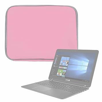 DURAGADGET Funda De Neopreno Rosa para Portátil ASUS Zenbook Flip UX560UQ-FZ058T / ASUS Zenbook Flip UX560UX-FZ039T: Amazon.es: Electrónica