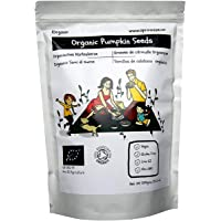 Semillas de Calabaza/Pumpkin Seeds, Certificado 100% ORGÁNICO, Puro