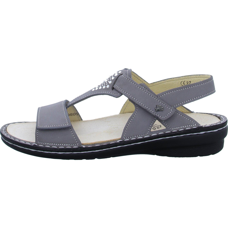 Günstig Online Kaufen FINNCOMFORT Damen Sandaletten Calvia 02807007345  Silber 273204 Klassisch L3J6Bi b5f02cc6ff