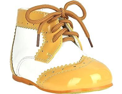 AEL - Traje - para niño, Color Amarillo, Talla 33 EU ...