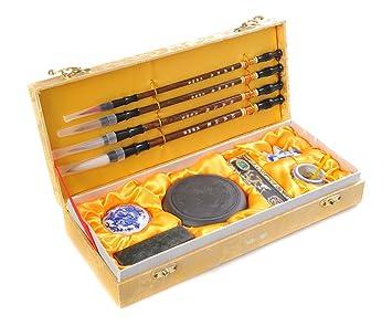 Abacus Calligrafica Deluxe: Set de caligrafía de 11 piezas en elegante caja, CGS-