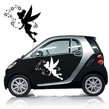 Sternenschweif Elfe Aufkleber Fahrzeug Design Sticker Fairytail