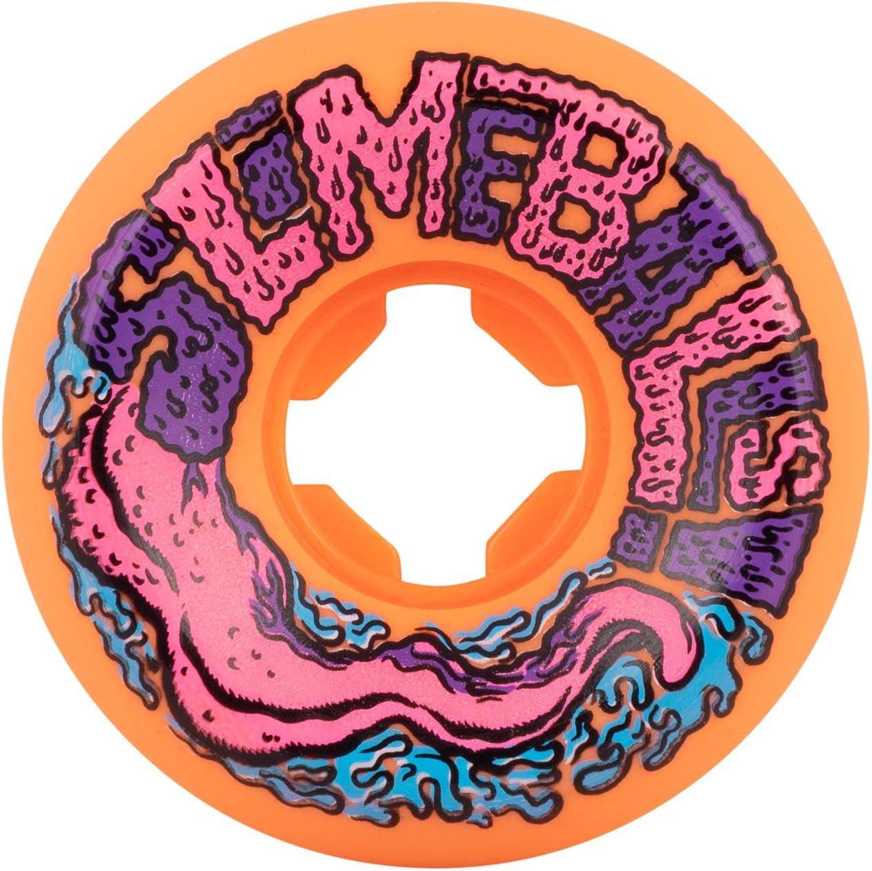 Slime Balls Slarve Vomit Mini 54mm 97a - Santa Cruz Slime Balls Wheels