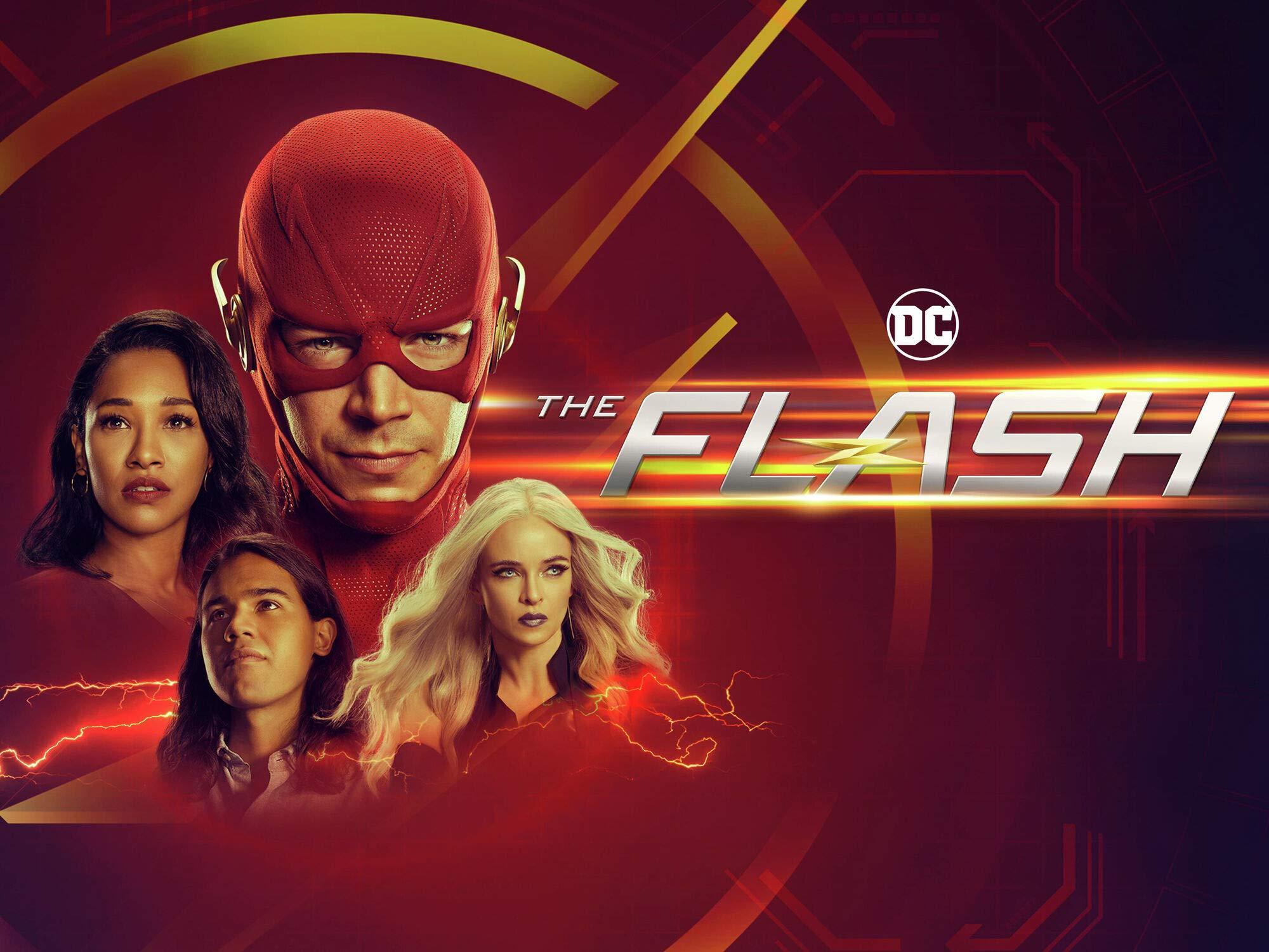 Watch The Flash Season 7 Prime Video