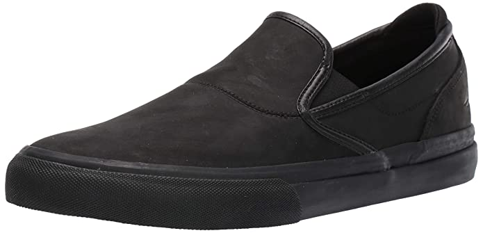 Emerica Wino G6 Slip-On Sneakers Herren Schwarz