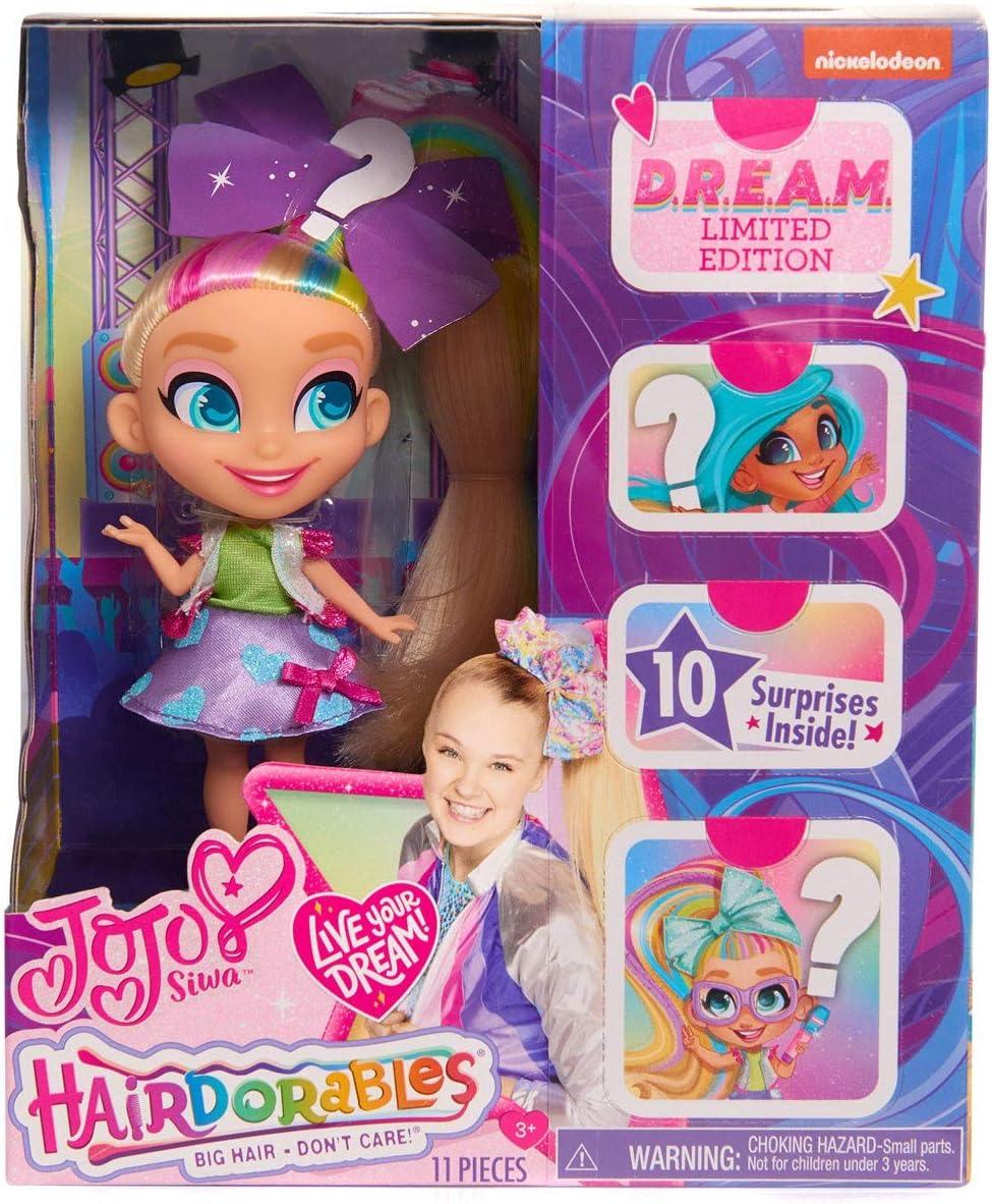 Doll Style B Hairdorables JoJo Siwa Limited Edition D.R.E.A.M