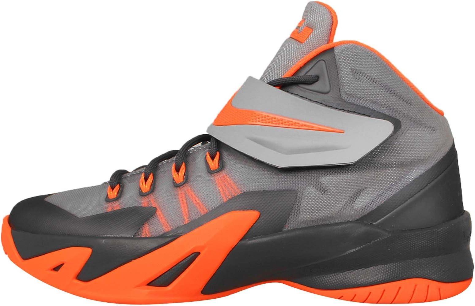 Nike Zoom Lebron Soliders VIII (GS) niños Zapatillas de Baloncesto ...