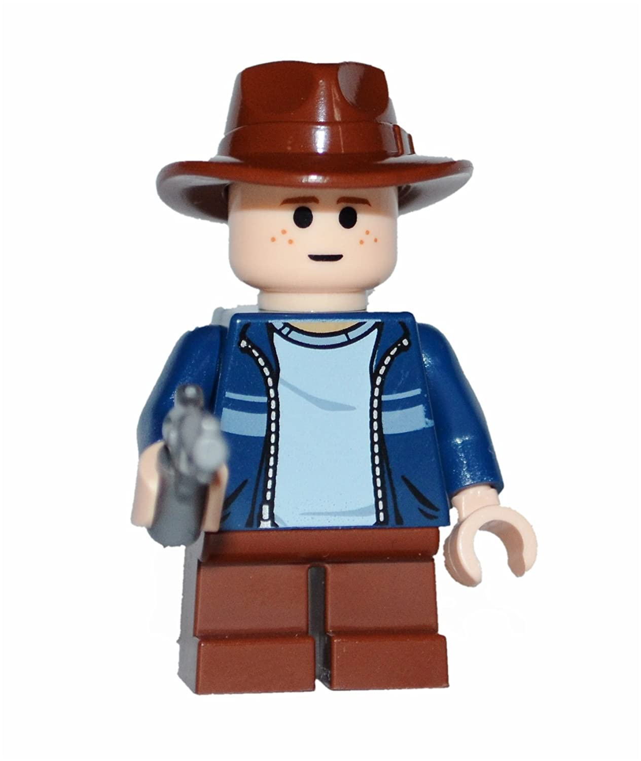 Walking dead lego daryl the walking - Amazon Com Lego Carl Grimes Figure Custom The Walking Dead Toys Games