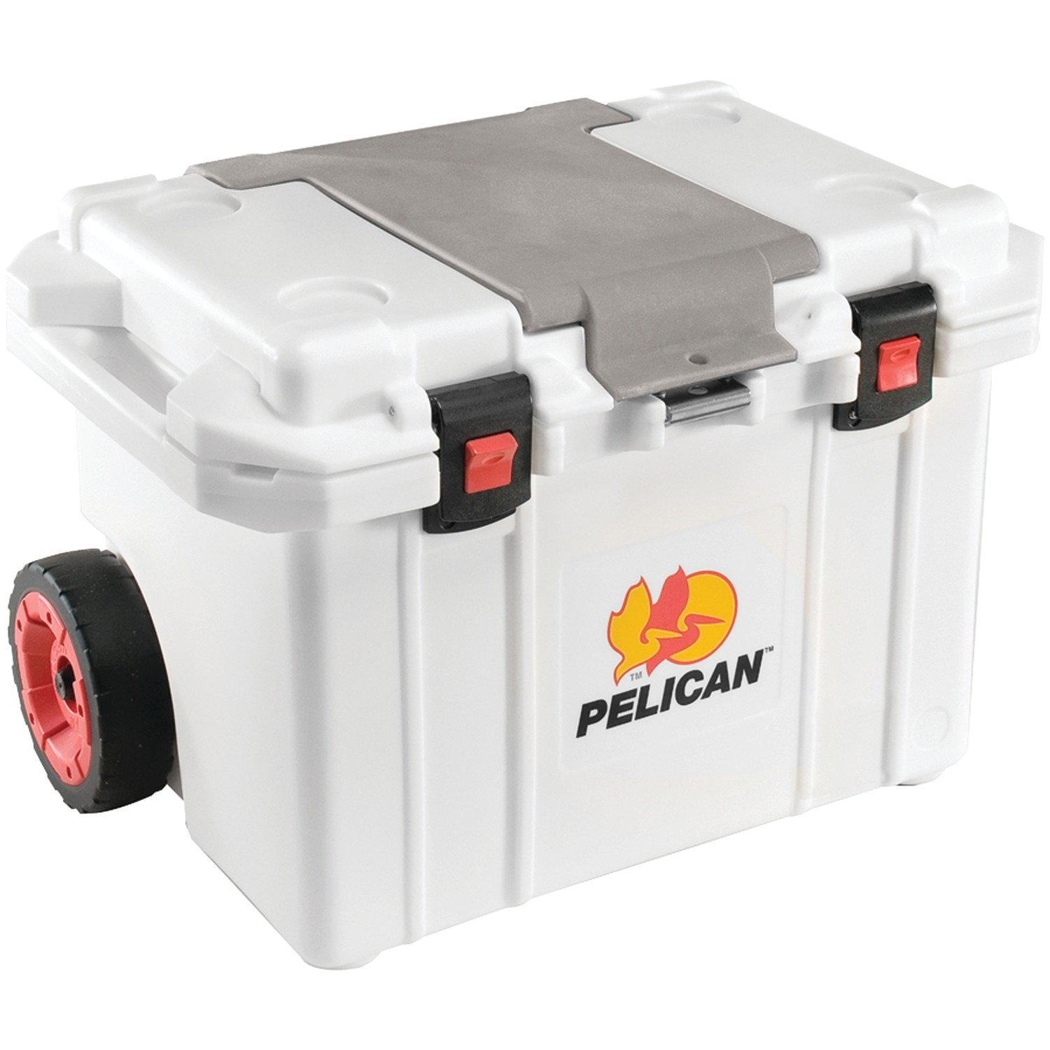 Game coolers for sale - Pelican 55qw White Tailgater Cooler 55qt