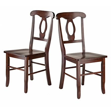 Winsome Wood 94208-WW Renaissance Seating Walnut