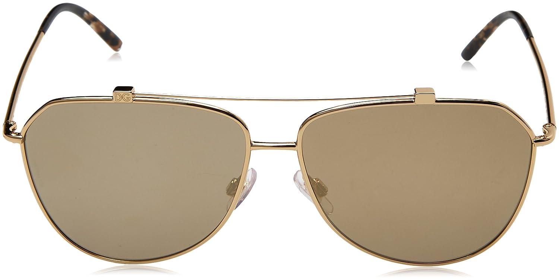 049650e1a5f DOLCE   GABBANA Women s 0DG2190 02 5A 59 Sunglasses