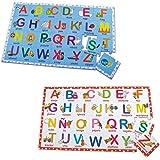 Ingenio Bilingual Learning Puzzle - Alphabet