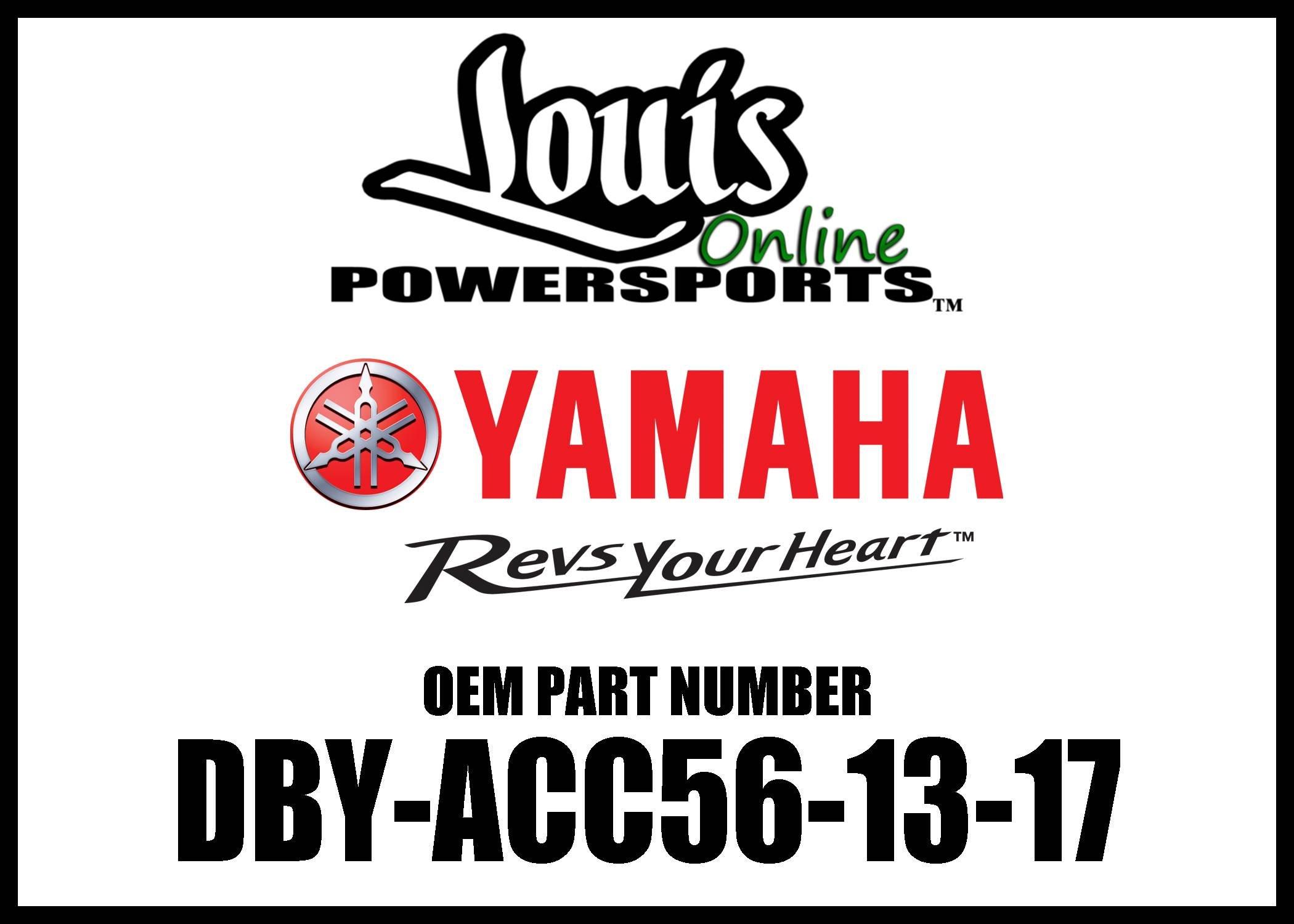 YAMAHA BOLT 2014-2018 BILLET TACHOMETER BEZEL BLACK DBYACC561317