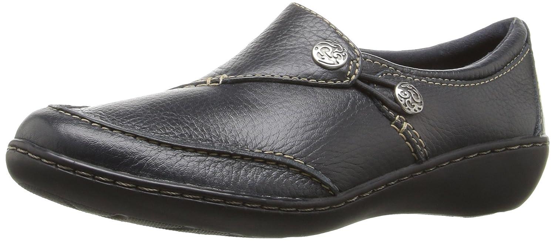 Bleu Marine 43 EU Clarks , Chaussures d'athlétisme pour Homme Marron US Frauen