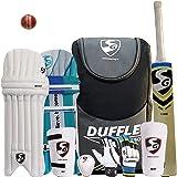 SG Summer Camp Kashmir Cricket Kit for All Ages