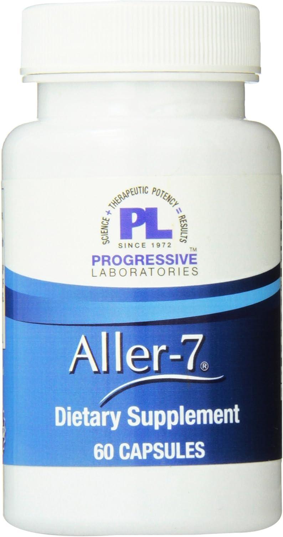 Aller-7 by Progressive Labs 60 capsules