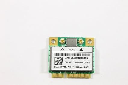 Driver UPDATE: Dell Inspiron M5010 Notebook 1501 Half Mini-Card WLAN
