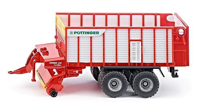 modelos de veh/ículos de tierra 1:32, Preassembled, Truck//Trailer, Metal, De pl/ástico, Rojo SIKU 2065 1:32 Preassembled Truck//Trailer modelo de veh/ículo de tierra