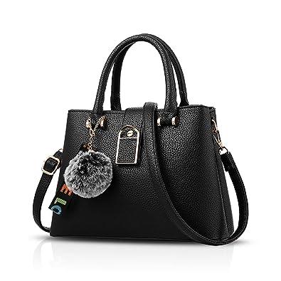 5985540c866 Image Unavailable. Image not available for. Color  Tisdaini 2018 new women s  handbag fashion handbag litchi pattern oblique shoulder bag purse