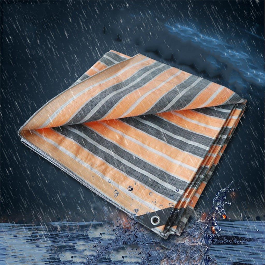 JNYZQ Dickes Plastik LKW Abdeckung Regen Sonnencreme Plane (größe     5  5m) B07JGS287V Zeltplanen Extreme Geschwindigkeitslogistik 4cd7d1