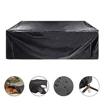 Essort Abdeckung Für Gartenmöbel/Terrasse, 213 X 123 X 74cm Wasserfest,  Möbelbezug Für